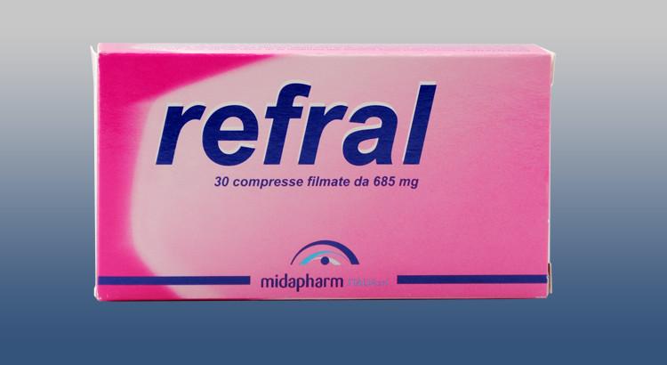 refral compresse