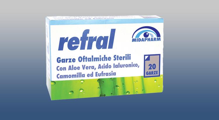 refral garze