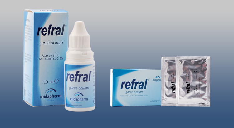 refral gocce